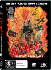 VIDEO NASTIES: THE DEFINITIVE GUIDE PART 2 VHS Horror Evil Dead Palace Explosive