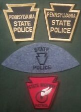 Pa state police reproduction patch lot