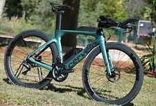 New Carbon Road Bike Cervelo P-Series Ultegra Di2 Disc Size 48 Complete Bike