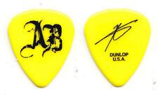 Alter Bridge Myles Kennedy Signature Yellow Guitar Pick - 2016 Hero Tour Creed
