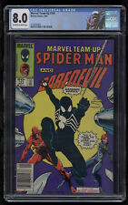 Marvel Team-Up 141 CGC 8.0 NEWSSTAND and Venom Label