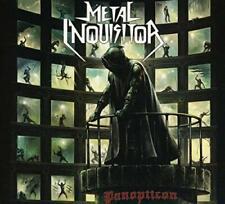 METAL INQUISITOR - PANOPTICON [CD]