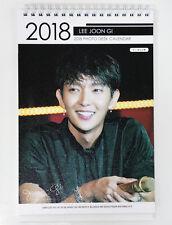LEE JOON GI - 2018-2019 PHOTO DESK CALENDAR