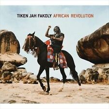 African Revolution by Tiken Jah Fakoly (CD, Oct-2010, Wrasse)
