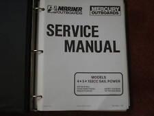 DEALER MERCURY MANUAL--4/5/102cc SAILPOWER