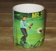 Mr Spock Star Trek Art Work MUG