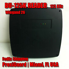 ProxiGuard - 125KHz RFID Door Access Control Reader Wiegand 26 - BU125K