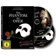2 DVDs * DAS PHANTOM DER OPER [SPECIAL EDITION] # NEU OVP $