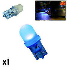 1x BMW 3 Series E90 320d 501 W5W Blue Interior Door Bulb LED Trade Price Light