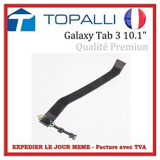 NAPPE CONNECTEUR DE CHARGE DOCK SAMSUNG GALAXY TAB 3 GT-P5200 P5210 + MICROPHONE