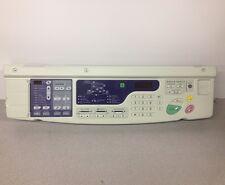 Riso Risograph RZ 220 LCD Control Panel 023-37021