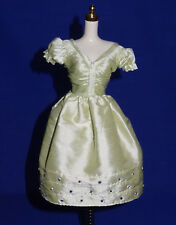 "Barbie robe verte & diamants ""Tarina Tarantino"" 2008 Dress green & diamonds"