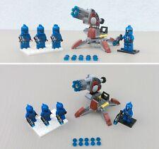 LEGO STAR WARS - 75088 - Senate Commando Troopers - Battle Packs - SET - BRIQUES