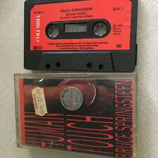 BRUCE SPRINGSTEEN - HUMAN TOUCH - TAPE CASSETTE ALBUM