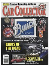 Car Collector--March 2003 w/Aston-Martin,BMW,Bentley,Chrysler,MG,Jaguar,Triumph+