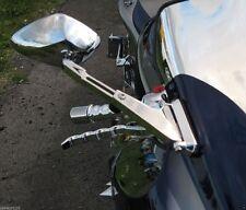 Chrom Motorcycle Rearview Mirrors to fit Honda Kawasaki Suzuki Yamaha GSXR CBR