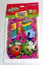Shopkins Plastic Favor Bags, Loot Bags, Treat Bags, Party Favors *SET OF 25*