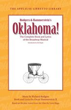 Oklahoma The Applause Libretto Library The Complete Book and Lyrics 000314825