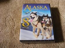 Alaska Adventure Collection - 8 Movies (DVD, 2015, 2-Disc Set) - NEW
