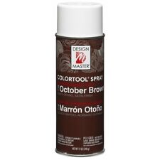 Design Master ColorTool Spray Paint 718 October Brown 12 OZ (340 g)