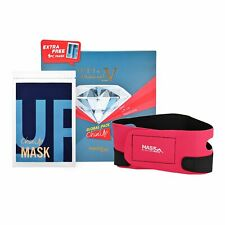 1box,6pcs Mask House Slimming Series Diamond V Fit Mask Moisturizing NEW #13568
