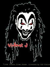 Licenses Products Insane Clown Posse Violent Junior Sticker