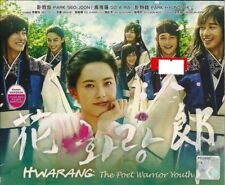 Hwarang: The Poet Warrior Youth  Vol. 1-20 End KOREAN TV SERIES DVD