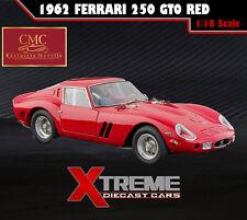 CMC M-154 1:18 1962 FERRARI 250 GTO RED