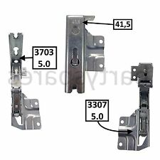 Genuine BOSCH NEFF Integrated Fridge Freezer Door Hinge Upper Left / Lower Right
