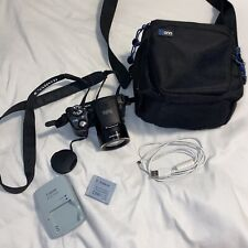 Canon PowerShot SX500 IS Compact Digital Camera 4.3-129.0mm Lens Set