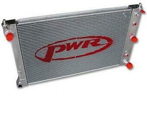 PWR2331 - FIT FORD Falcon BA, BF XR6, XR6T turbo, V8 Manual 42mm Radiator