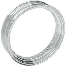 Drag Specialties Custom Spun Steel Rims 2.15in.in. x 21in. 40 Spoke - 03224-00SC