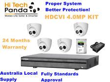 CCTV Security System Dahua CCTV Camera Kit Digital Video Recorder Au Local