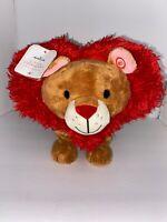 Hallmark Little Lionheart Animated Lion Plush Sings Tone Loc Wild Thing & Dances