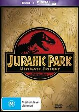 Jurassic Park - Ultimate Trilogy (DVD)