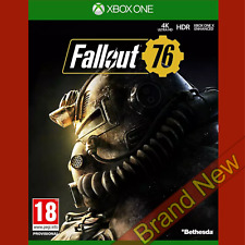 FALLOUT 76 - Xbox ONE ~ Import - Brand New & Sealed!