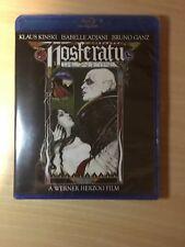 Nosferatu: The Vampyre (Blu-ray Disc, 2014) Scream Factory Oop New
