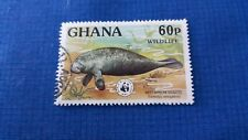 Ghana Stamp SC# 624 used issued 1977 cv $ 6.50