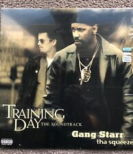 """Gang Starr - Tha Squeeze 12"""" Single (Training Day Motion Picture Soundtrack)"""