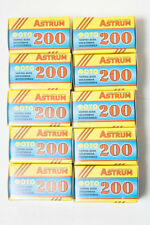 5 rolls of Astrum (Svema) Foto-200 35mm black and white film, FRESH, 2019