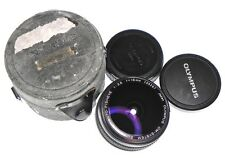 Olympus OM 16mm f3.5 Fish-Eye MC #105267
