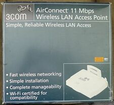 3Com 3 crwe 747 96B airconnect 11 Mbps Wireless LAN Punto de acceso de red