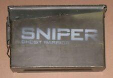 Sniper Ghost Warrior supervivencia Edition PS3 Limitada Coleccionistas 200 sólo austríaco