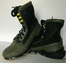 984ab0ce4a108 Adidas Y3 Warrior Combat Boots US 11 Yohji Yamamoto Y-3 g46272