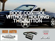 AUDI A4 B6/B7 8H CABRIO CONVERTIBLE ONE TOUCH EASY ROOF CONTROL MODULE