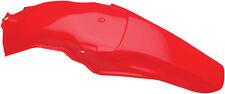 ACERBIS REAR FENDER (RED) Fits: Honda CR80RB Expert,CR85R,CR85RB Expert,CR80R