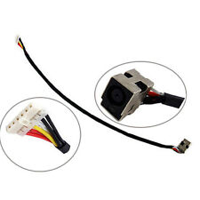 AC DC Power Jack Plug with cable Harness for HP DV7-2185DX DV7-2270US DV7-3080CA