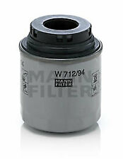 Oil Filter W712/94 Mann 03C115561D 03C115561H Genuine Top Quality Guaranteed New