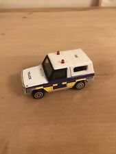 REALTOY Mercedes-Benz MB G-Wagon POLICE Vehicle 1/57. In Excellent Condition