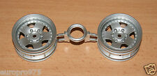 TAMIYA 58132 Pajero/Prerunner/F-150, 0445516/10445516 Roues (1 paire), NEUF